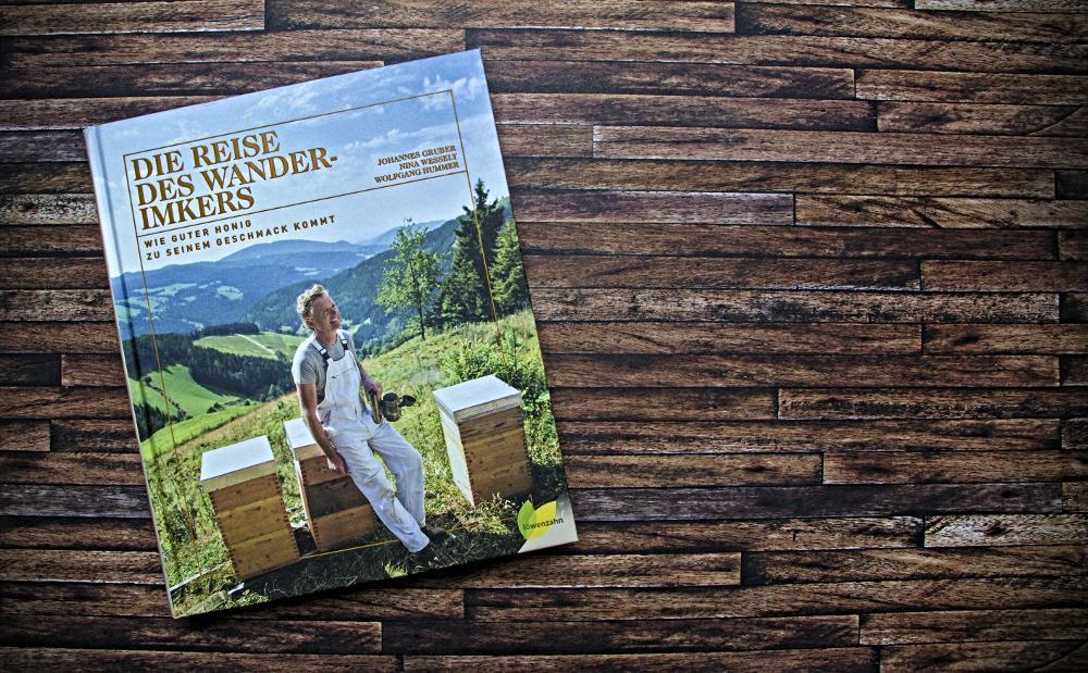 Buchrezension: Die Reise des Wanderimkers