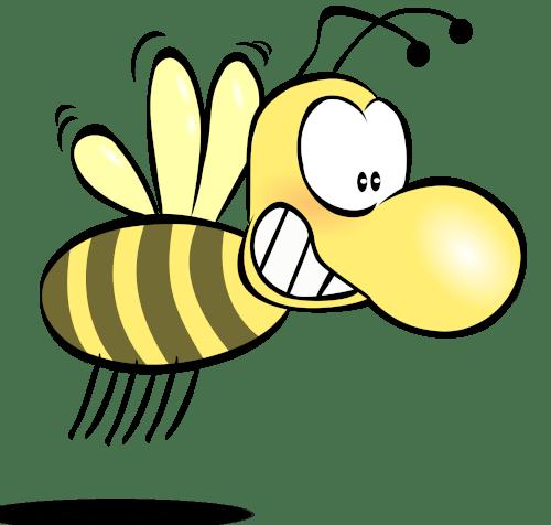 Biene Imker Pippir