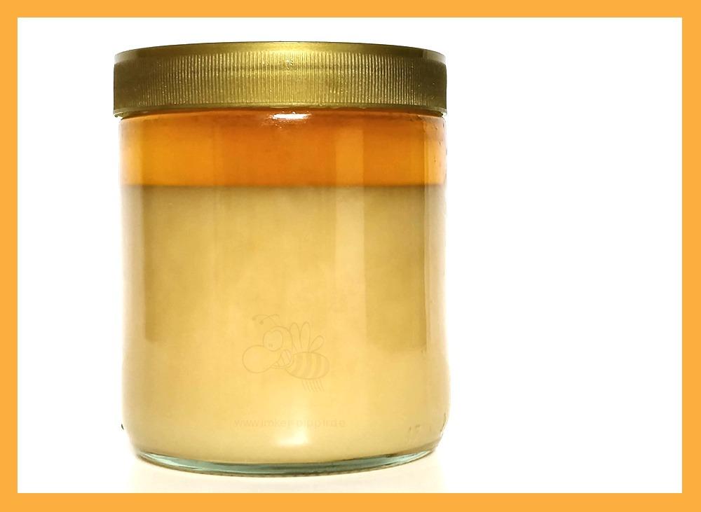 Artikelbild Honig Entschmischung Phasentrennung